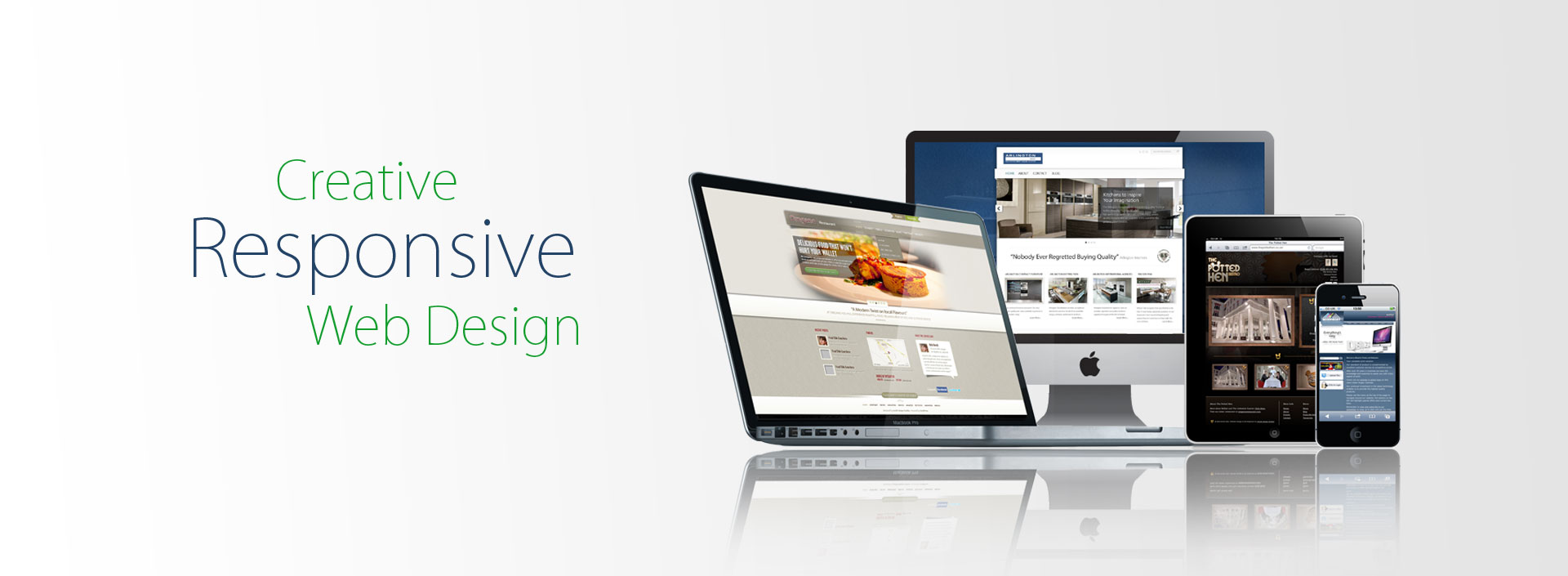 Creative Responsive Web Design